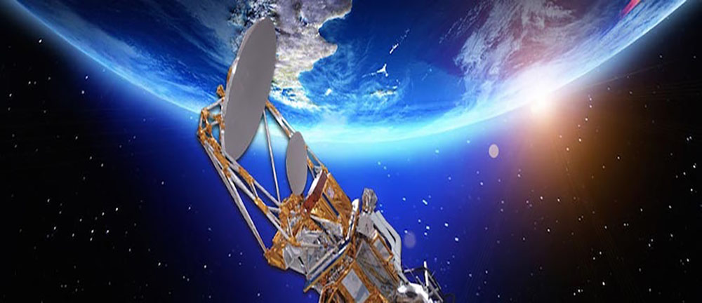 Space weather satellite